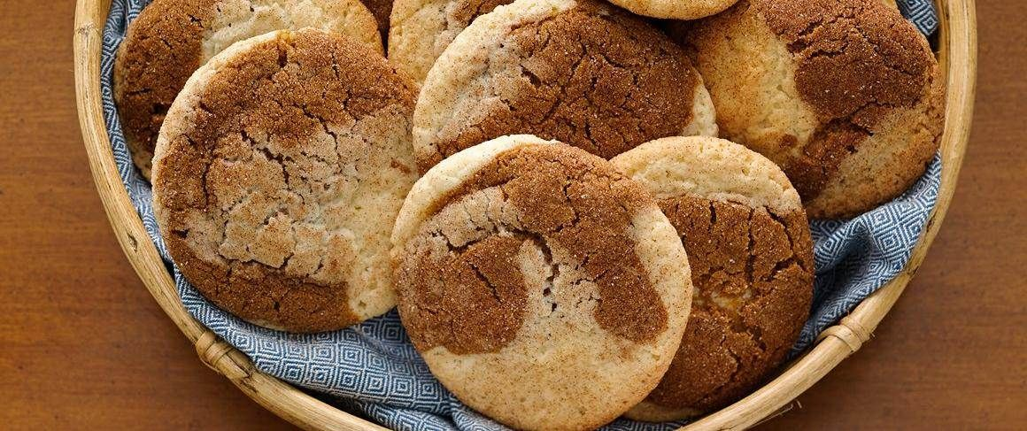 Easy Gingerdoodle Cookies Recipe Betty Crocker Cookies Cookie Mix Holiday Cookies