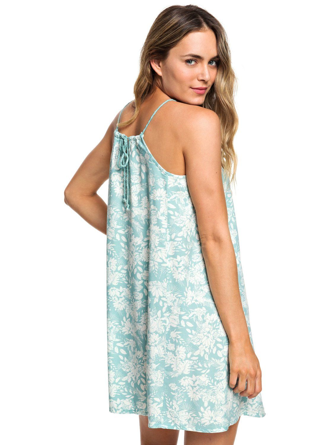 All About Queens Strappy Dress Erjwd03292 Roxy Strappy Dresses Dresses Summer Dresses [ 1500 x 1117 Pixel ]