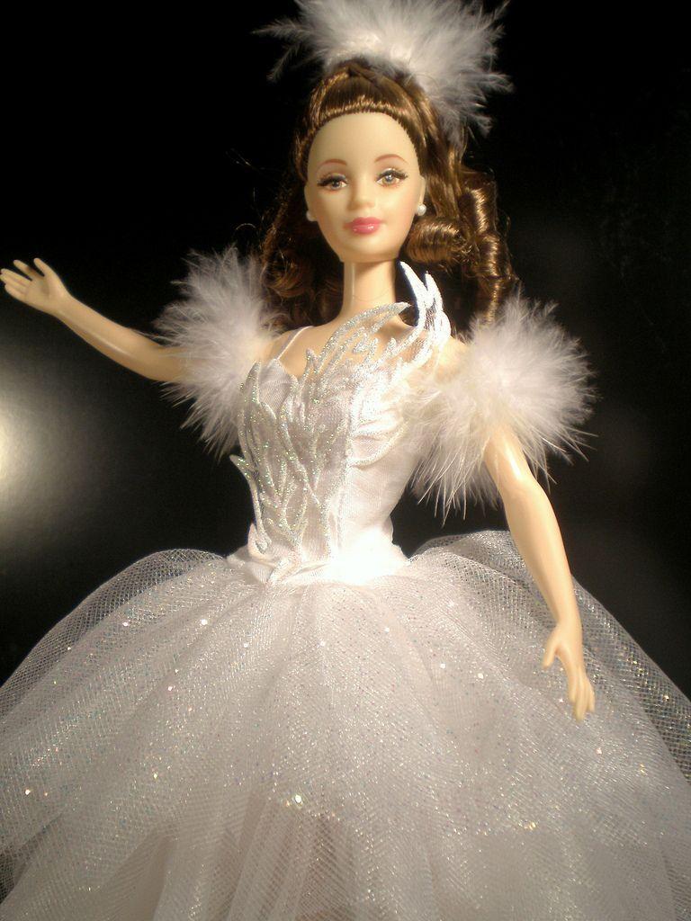 Barbie swan ballerina from swan lake ballerina barbie n - Barbie ballerine ...