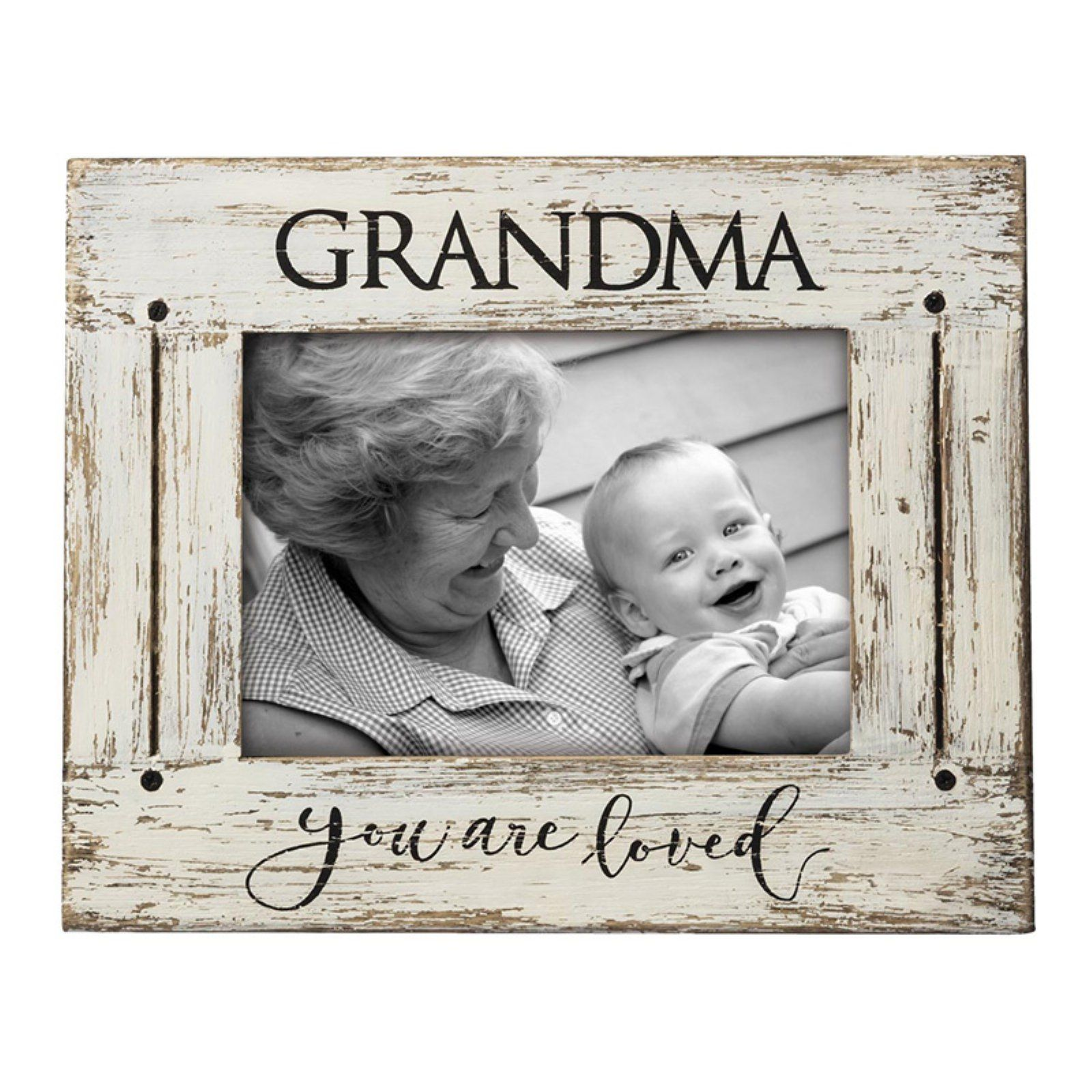 Foreside Home And Garden Foreside Home 5x7 Grandma Love Picture