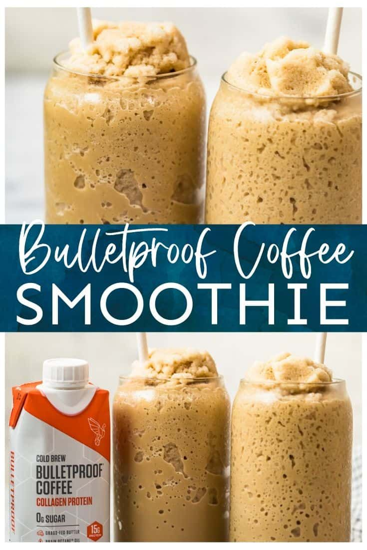 Bulletproof coffee smoothie in 2020 keto coffee recipe