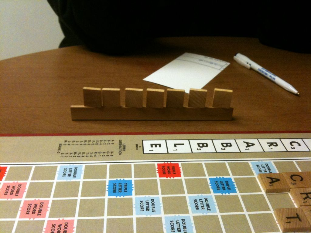 Acceptable Two Letter Scrabble Words (With images