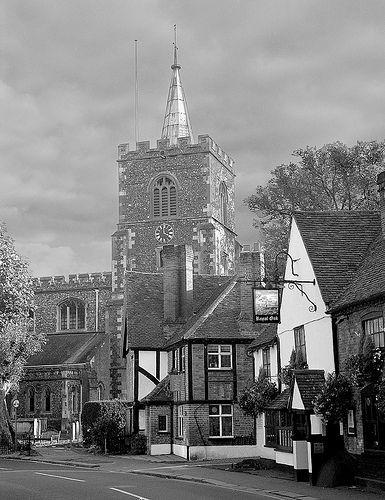Rickmansworth Herts Rickmansworth England Church Architecture