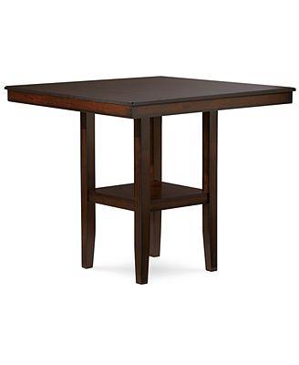 Closeout Branton Counter Height Pub Table Pub Table Counter