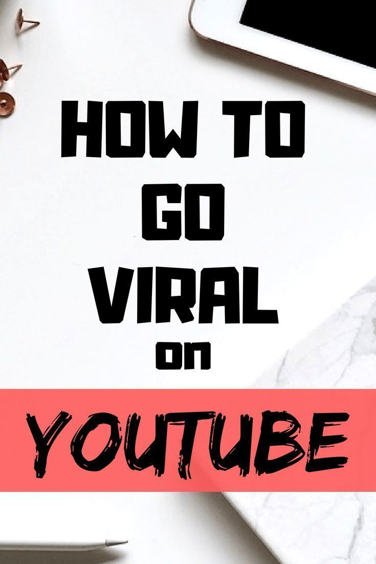 Find out the three ways on how to go viral on Youtube. | Get Blog Traffic | #blog #traffic #viral #youtube
