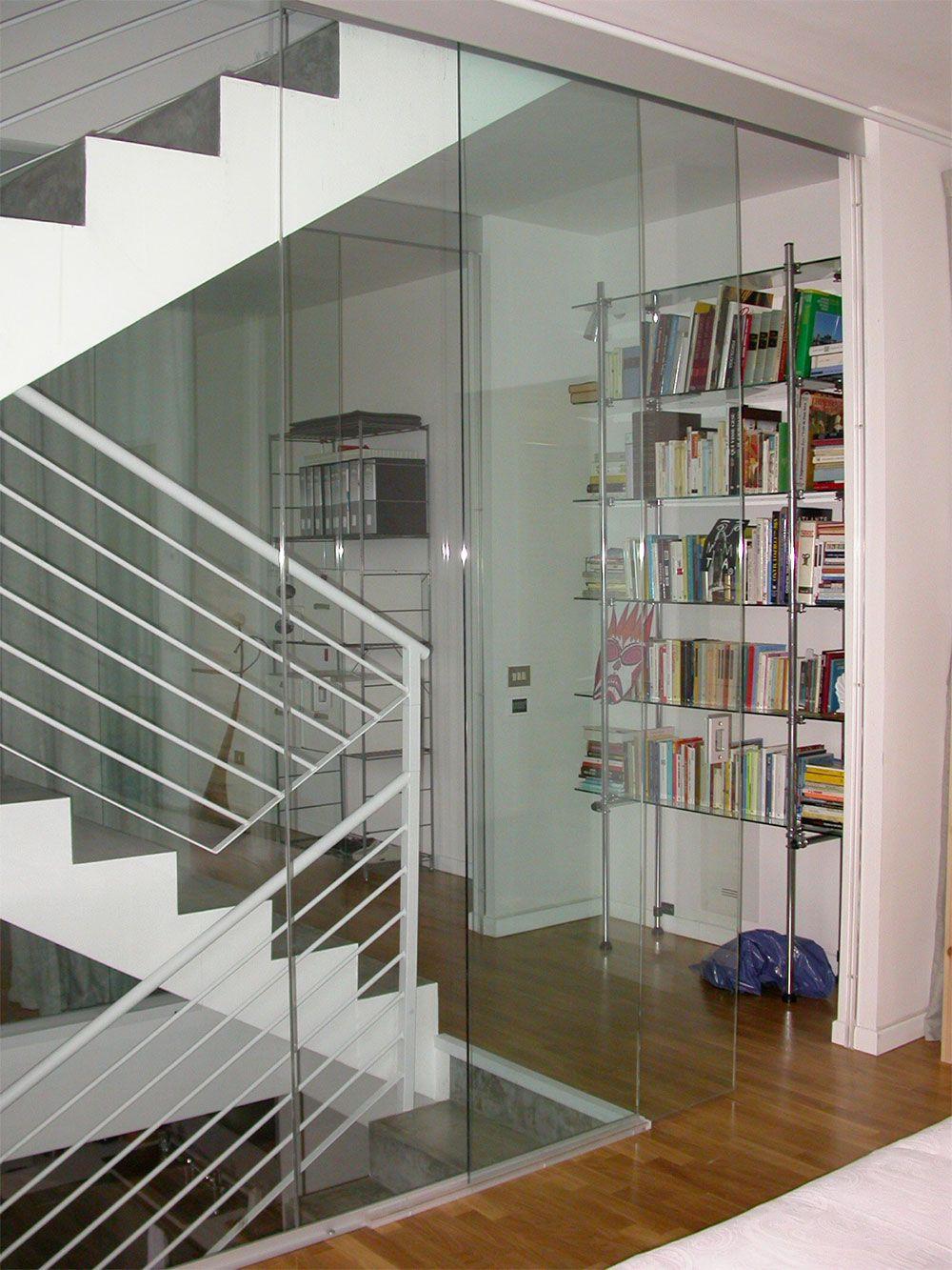 arredocasa4 (con immagini) Porte vetro scorrevoli, Porte