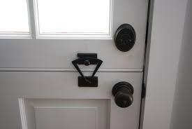 Simple Dutch Door Hardware Google Search