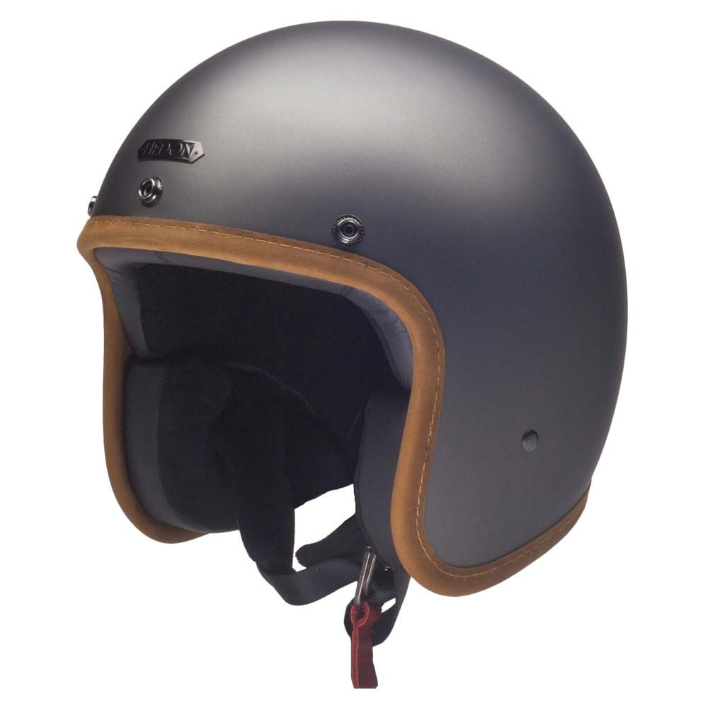 8e10bc8e Hedon Hedonist Helmet - Ash | Open Face Motorcycle Helmets | FREE UK  delivery - The Cafe Racer