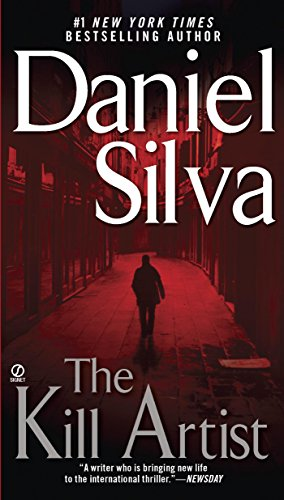 July 2019. The Kill Artist by Daniel Silva Daniel silva
