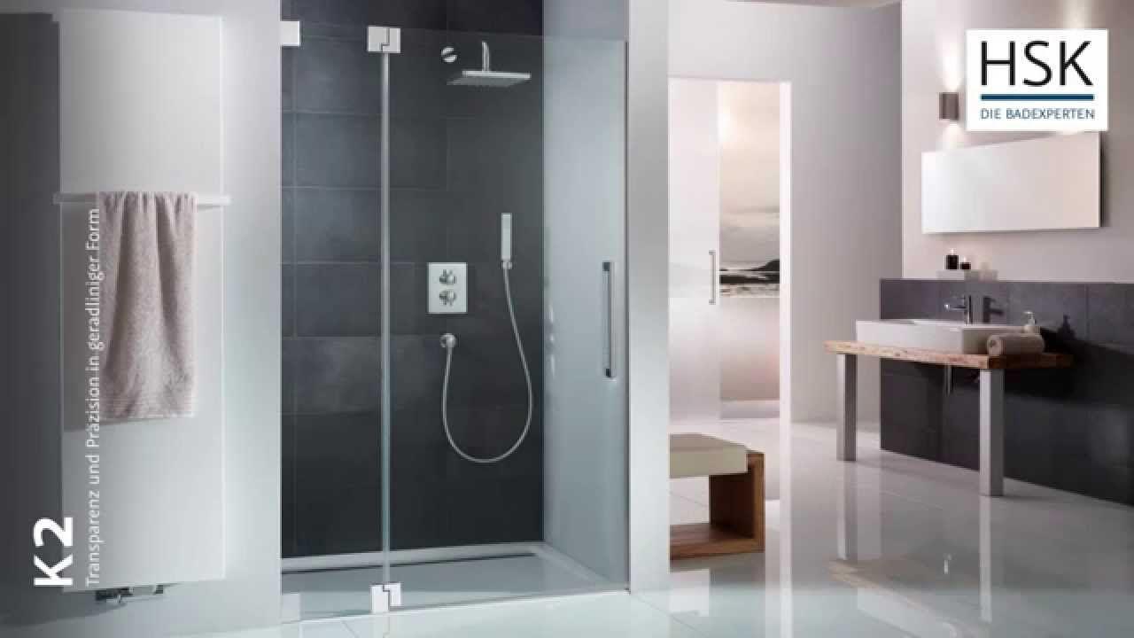 Duschkabine Von Hsk Serie K2 Duschkabine Dusche Kabine