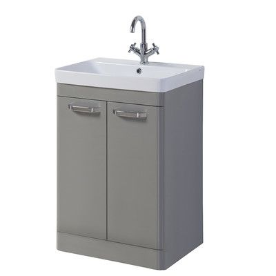 Shop wayfair co uk for your 60 cm floor standing bathroom vanity find