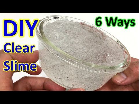 Must try real 1 ingredient slime only glue stick easy slime must try real 1 ingredient slime only glue stick easy ccuart Images