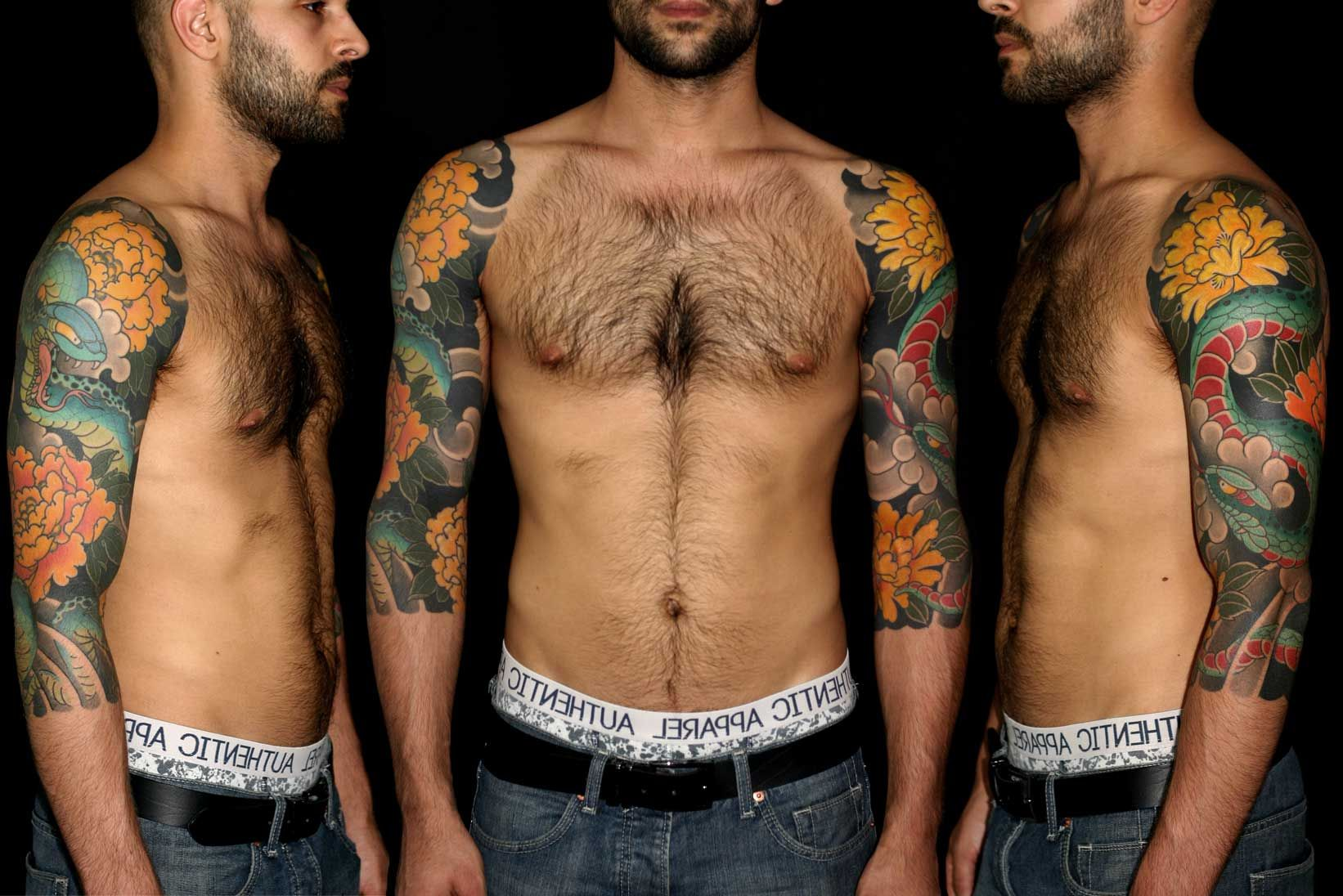 Tattooing luca ortis irezumi serpiente pinterest tattoos