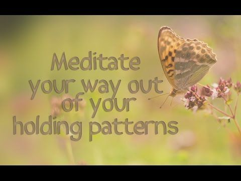Abraham Hicks ~ Meditate your way out of your holding patterns - YouTube