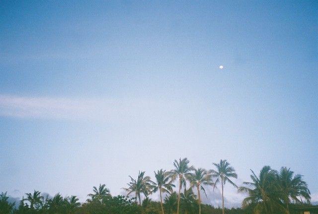 Sky in Hawaii
