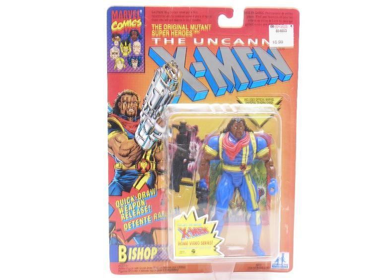 Bishop - X-Men X-Men Figures