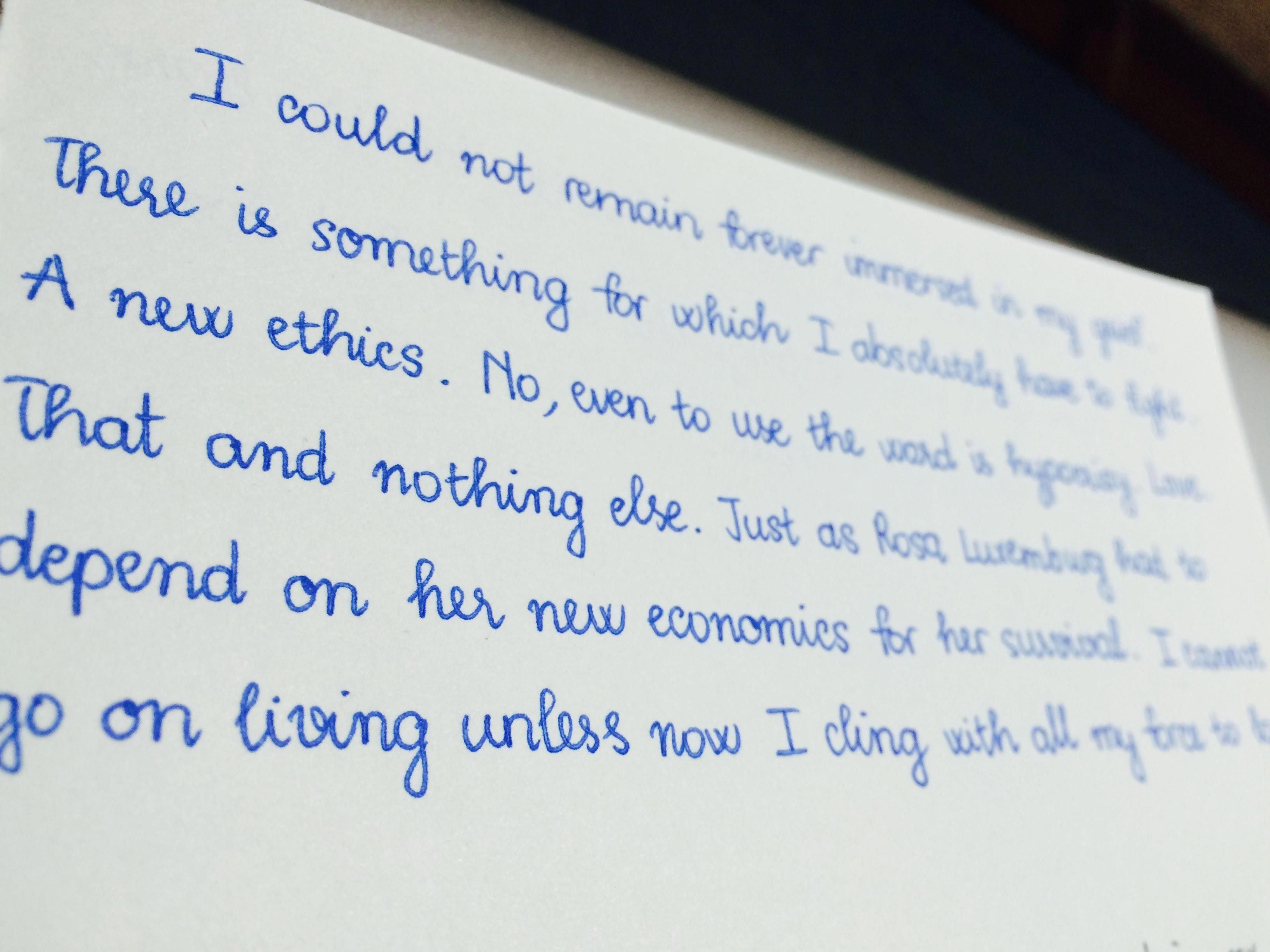 Image Result For Neat Handwriting Cursive