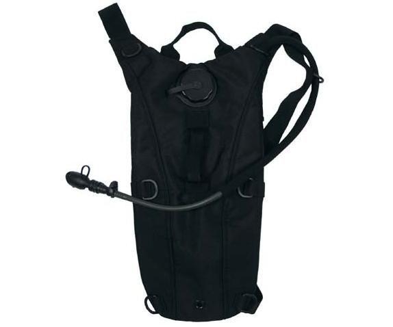 MFH Trinkrucksack EXTREME, schwarz / mehr Infos auf: www.Guntia-Militaria-Shop.de