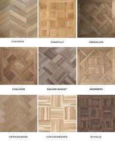 All Hail the Beautiful Parquet Floor!