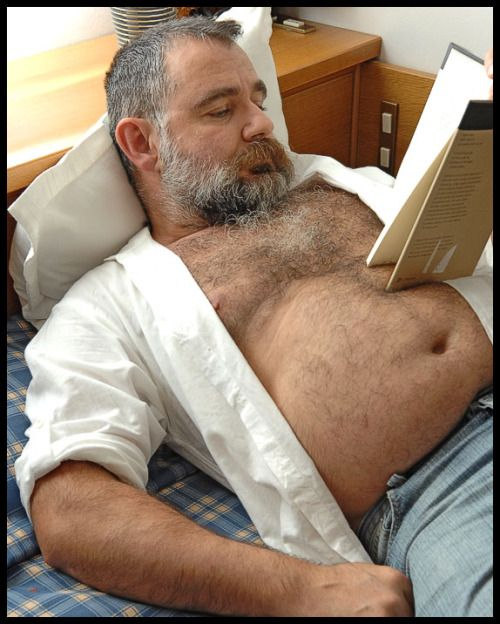 Hairy bear novels good