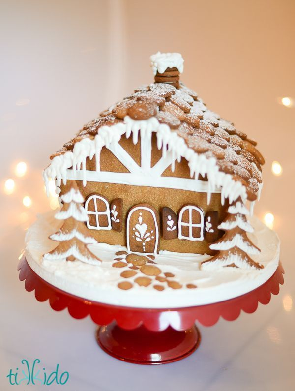 25 Gingerbread House Ideas, Tips, and Tricks #gingerbreadhousetemplate This is a template for making a sweet gingerbread house from scratch. Make a bunch of these and use for a gingerbread decorating party. #gingerbreadhousetemplate 25 Gingerbread House Ideas, Tips, and Tricks #gingerbreadhousetemplate This is a template for making a sweet gingerbread house from scratch. Make a bunch of these and use for a gingerbread decorating party. #gingerbreadhousetemplate
