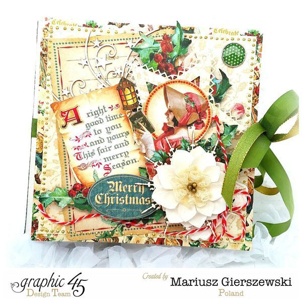 Treasure Your Holiday Memories With This Great Album By Mariusz So