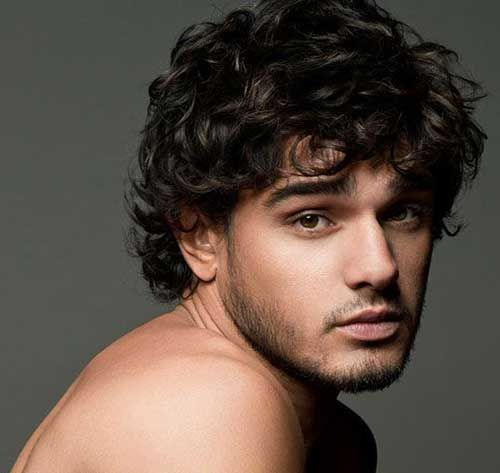 35 Cool Curly Hairstyles For Men