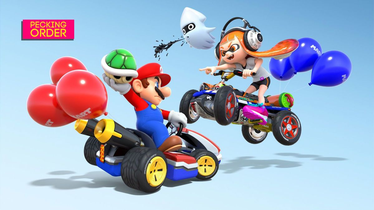Let S Rank The Mario Kart Games Worst To Best Mario Kart Mario