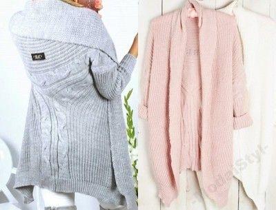 K9 Swietny Wloski Kardigan Narzutka Sweter Warkocz 6396604534 Oficjalne Archiwum Allegro Fashion Robe