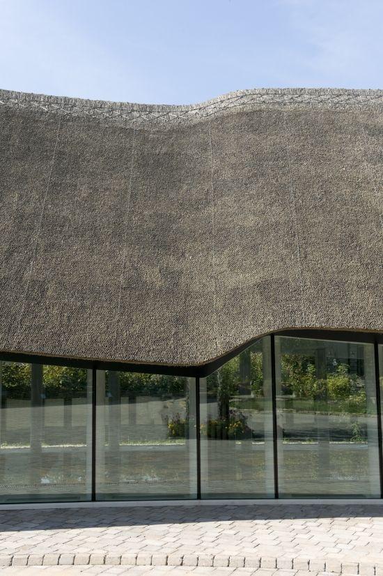 Poolhouse 2 Uk Ushida Findlay Architects In Memory Of Kathryn Findlay Architecture Eco Architecture Rural Architecture