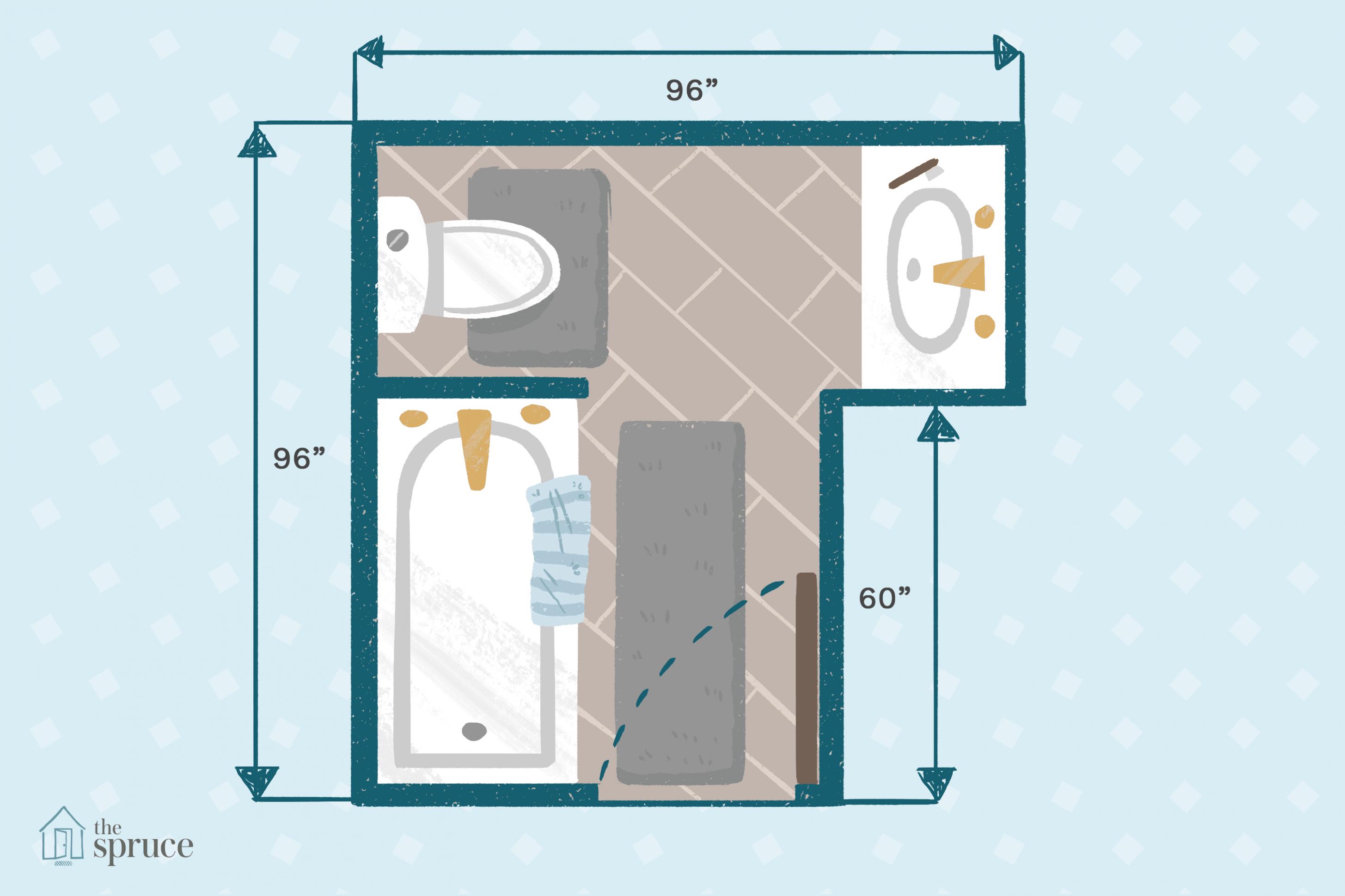 Design A Bathroom Floor Plan Free Bathroom Floor Plans Small Bathroom Floor Plans Bathroom Dimensions