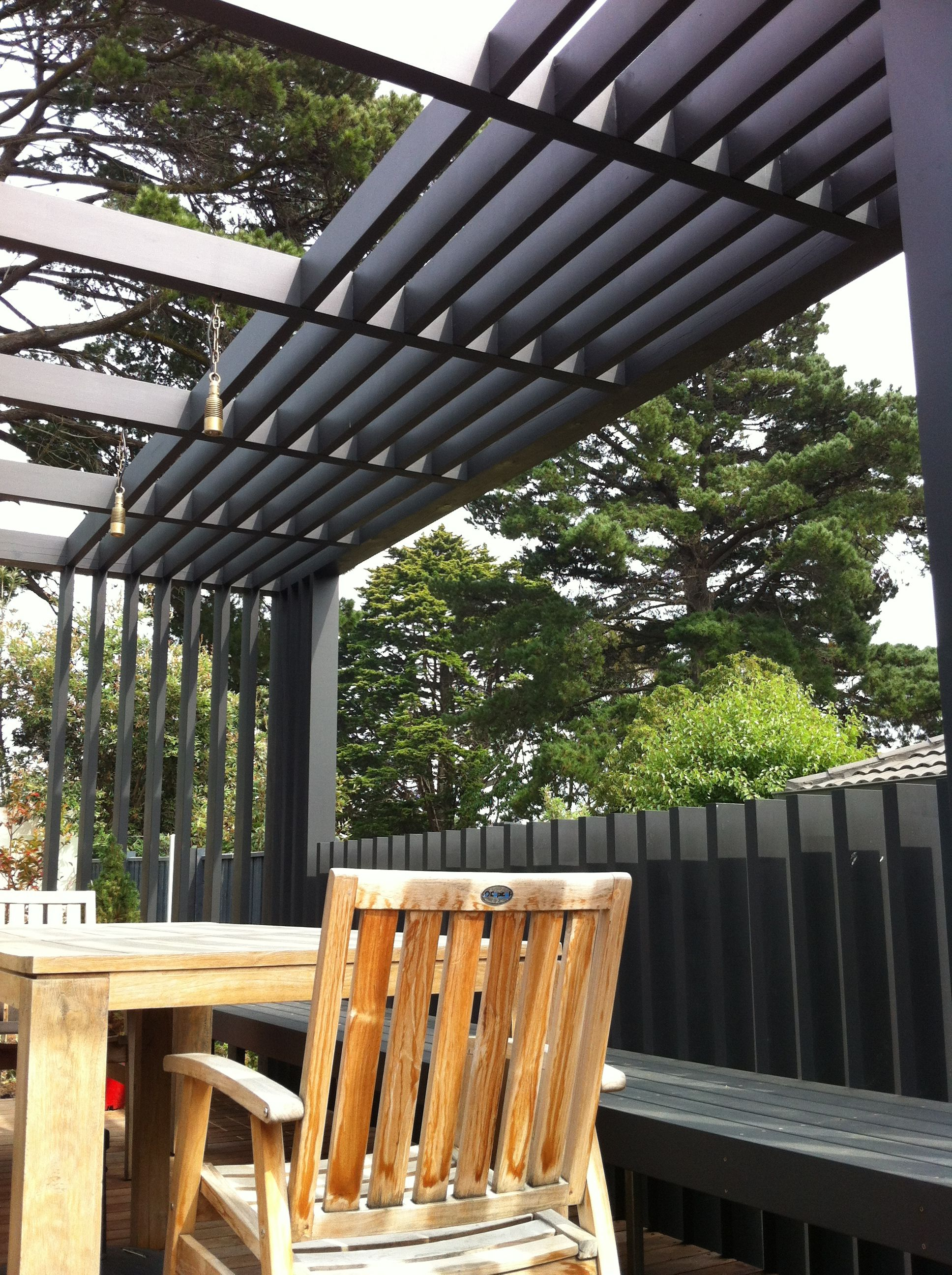 Best Pergola Slats Only Across Small Area Of Roof With 400 x 300