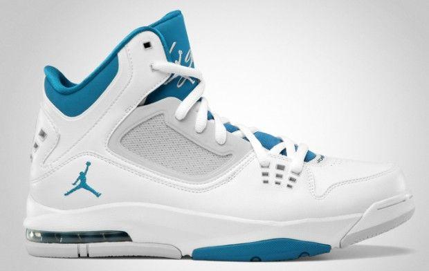 blue 23 jordans