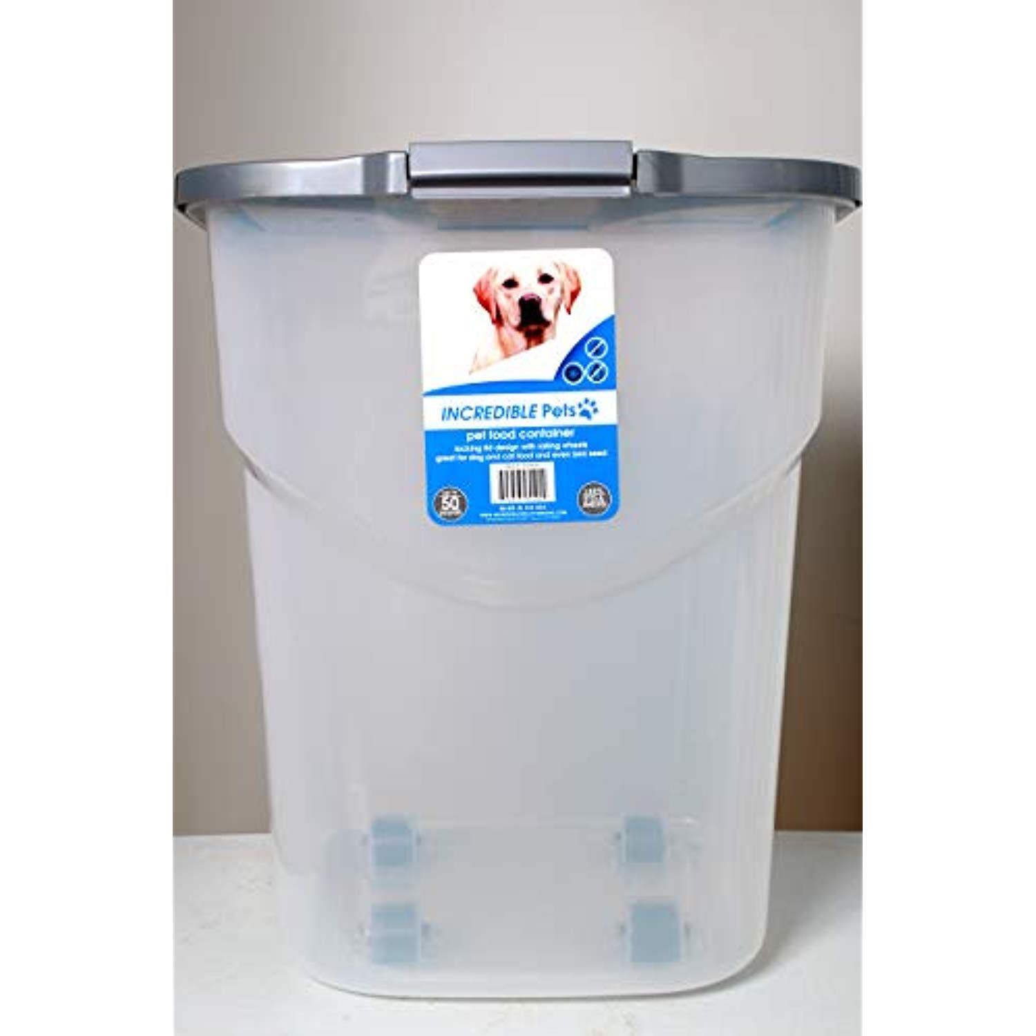 Incredible Solutions 95400 Pet Food 50 Lb To View Further For This Item Visit The Image Food Animals Pet Food Storage Container Airtight Pet Food Storage