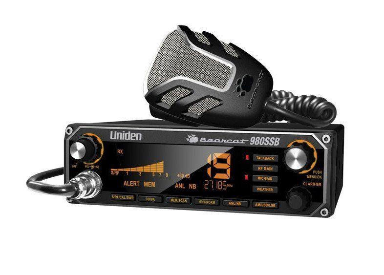 Ssb Ag uniden 980 ssb cb radio right channel radios vehicles ram