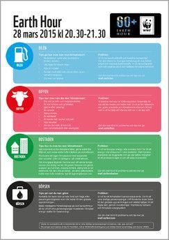 Anmälan skolor och förskolor till Earth Hour 2014