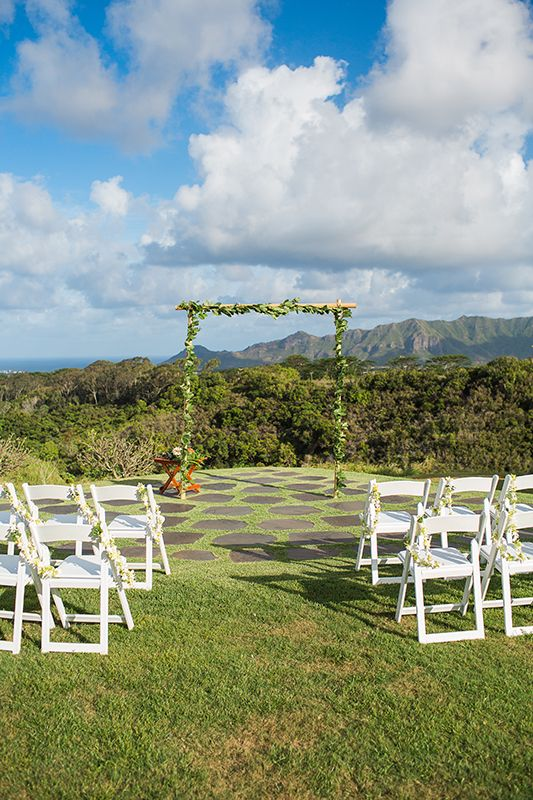 Kauai Wedding Venue Iliahi Estate Ceremony Location Hawaii