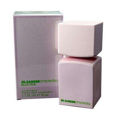 Jil Sander Style Pastels Blush Pink Perfume For Women 1 7 Oz Pink Perfume Blush Pink Perfume