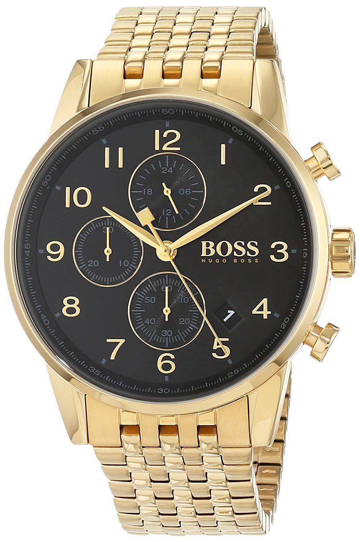 Hugo Boss Herren Armbanduhr 1513531 Amazon De Uhren Armbanduhr Uhren Armband