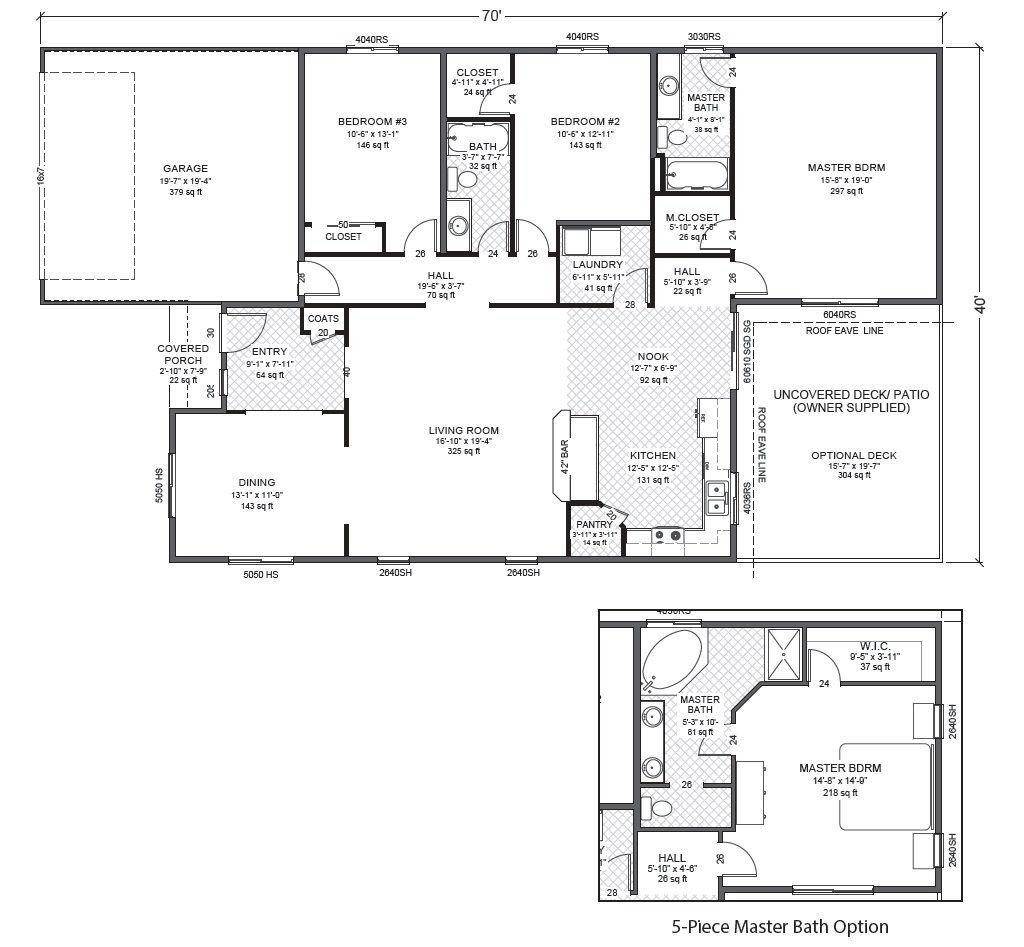 High Quality North Hampton | True Built Home | On Your Lot Builder | New Home | Built On  Your Lot | Rambler | Blue Prints | House Plan | Plans | Home | ADU | Acu2026 ...
