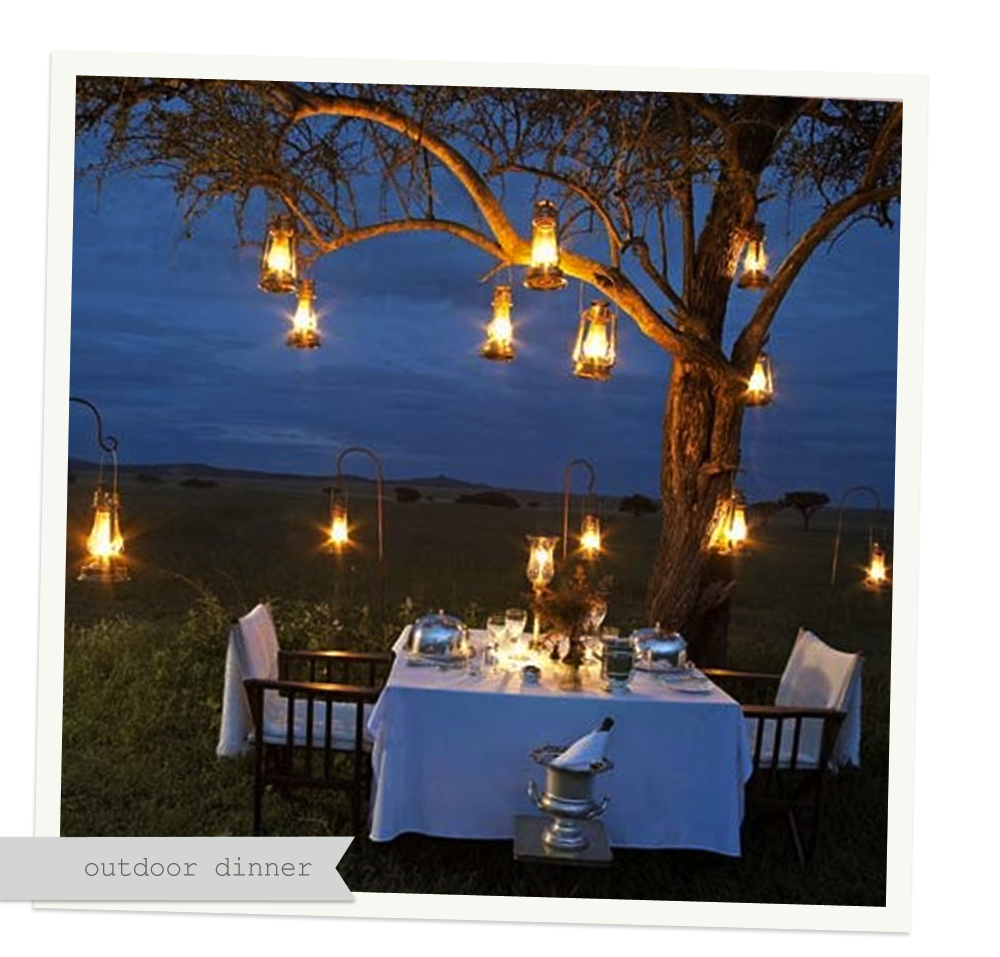 Perfect atmosphere for a romantic dinner blueheart ♥: date night ...