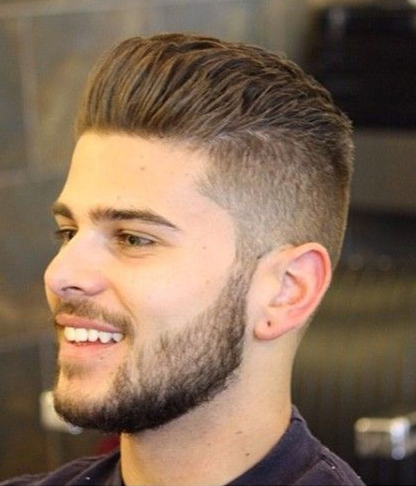 Chic Mens Short Haircuts New Hairstyles 2015 Hairstyles For 2015 Mens Hairstyles Haircuts For Men Beard Hairstyle