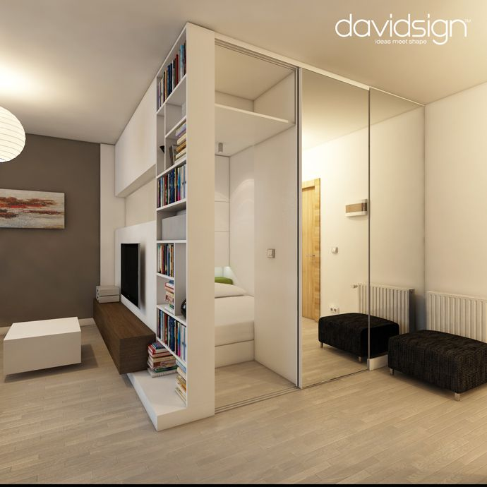 Photo of How To Make A Small Apartment Look Larger by davidsign, Chisinau, Moldova   Desi…