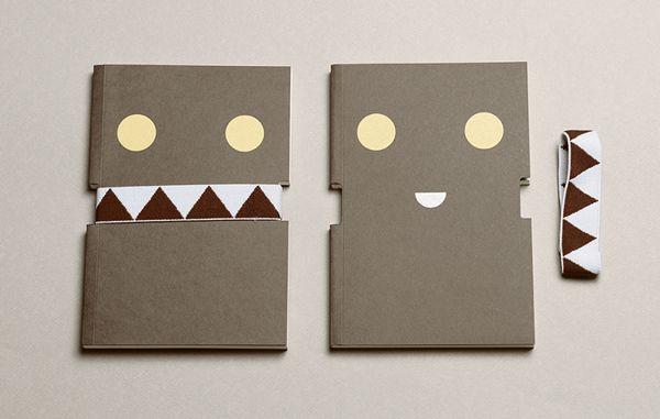 Desain Notes Book Incognito Creative Notebooks Book Art Design