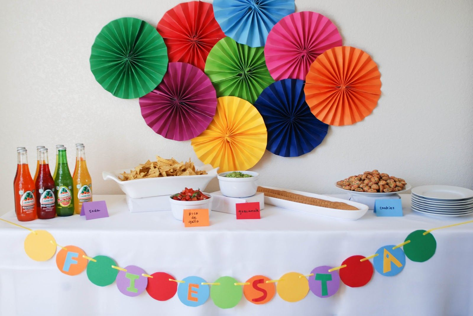 Diy cinco de mayo decorations cinco de mayo pinterest fiesta party and cinco de mayo - Cinco de mayo party decoration ideas ...