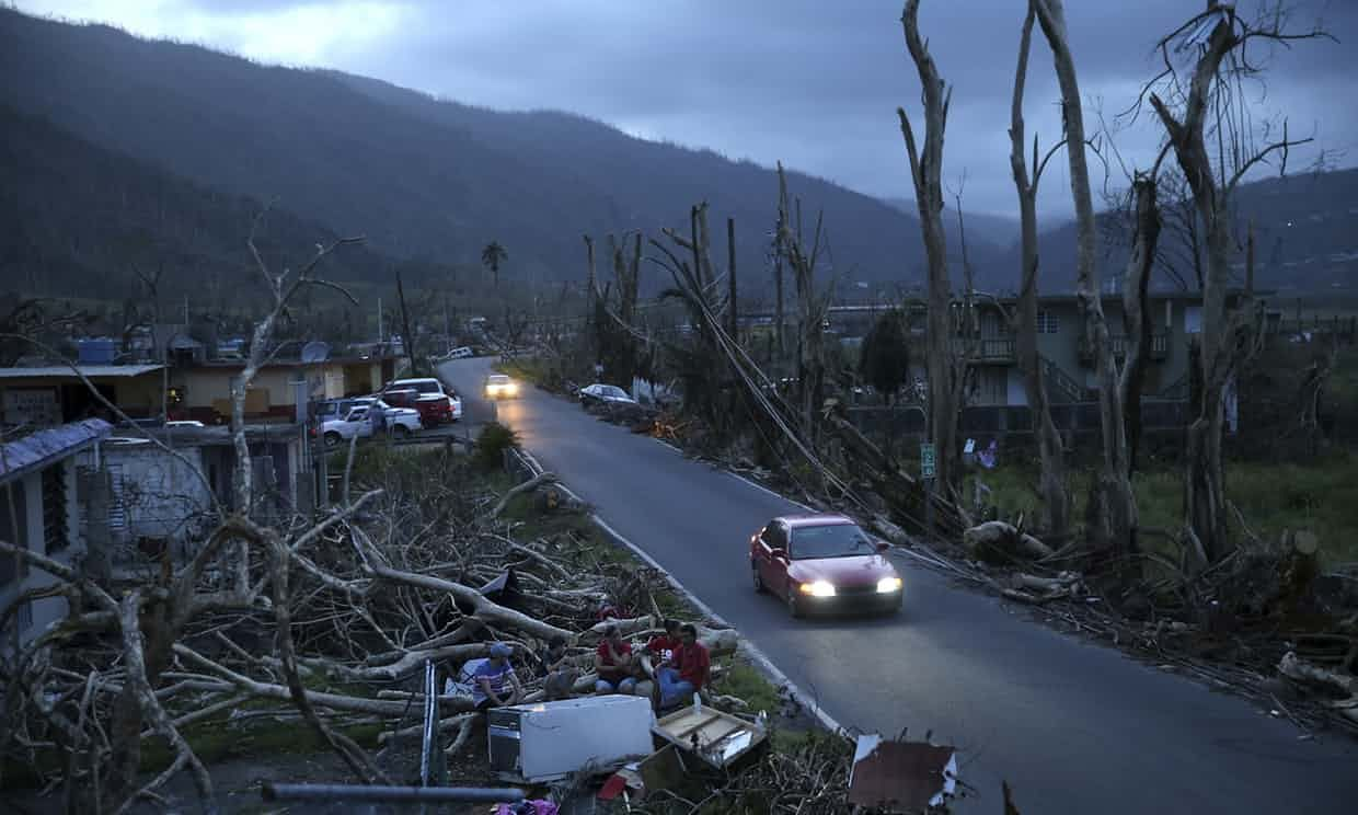 Trump Must Answer For The Deaths Of Thousands In Puerto Rico Puerto Rico Hurricane Season Puerto