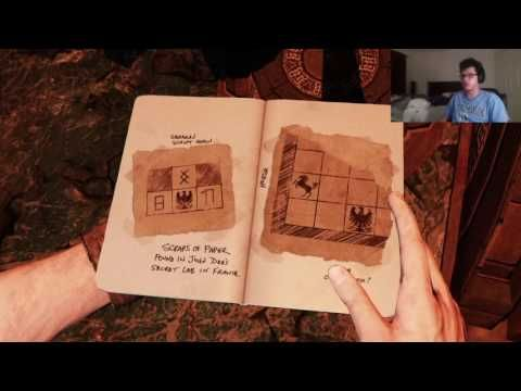 Uncharted 3 | More puzzles (Part 7)