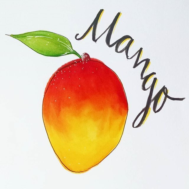 Mighty Mango For Marchmarketmedley I Once Read That The