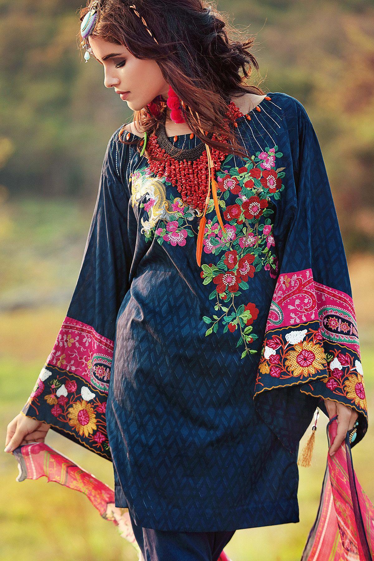 0e5aecd5f5 Gul Ahmed Eid Collection 2017-18 | 1000 Ideas Of Pakistani Designer ...