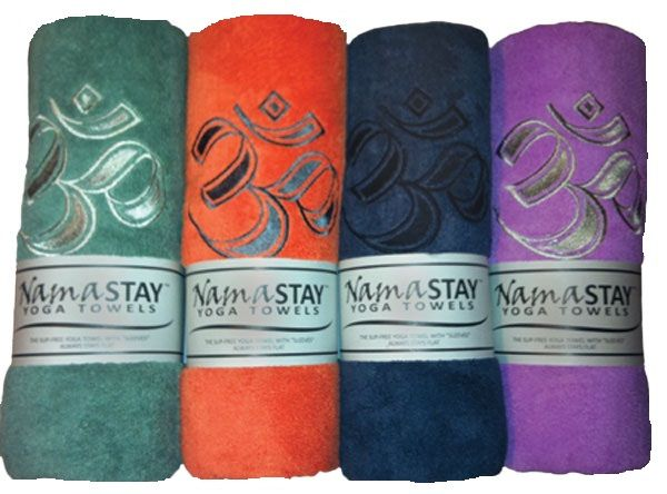 Namastay Yoga Towels Have Sleeves That Attach To Yoga Mats So They Stay Flat And Slip Free With Images Hot Yoga Towel Yoga Towel Yoga Mat Towel